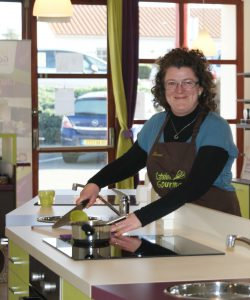 Lucie Retureau Atelier Gourmand Challans  Vendee